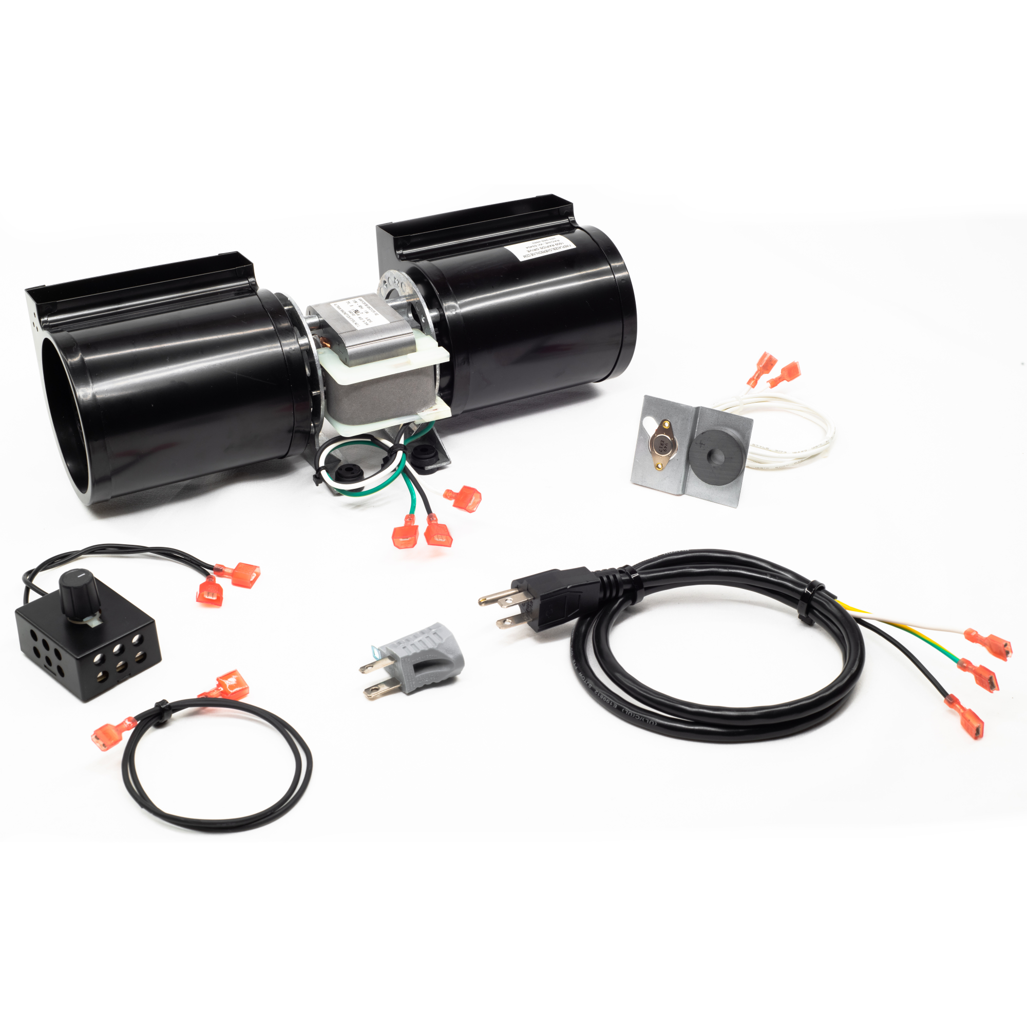 FAB-1600 Fireplace Blower Fan Kit for Superior Fireplaces