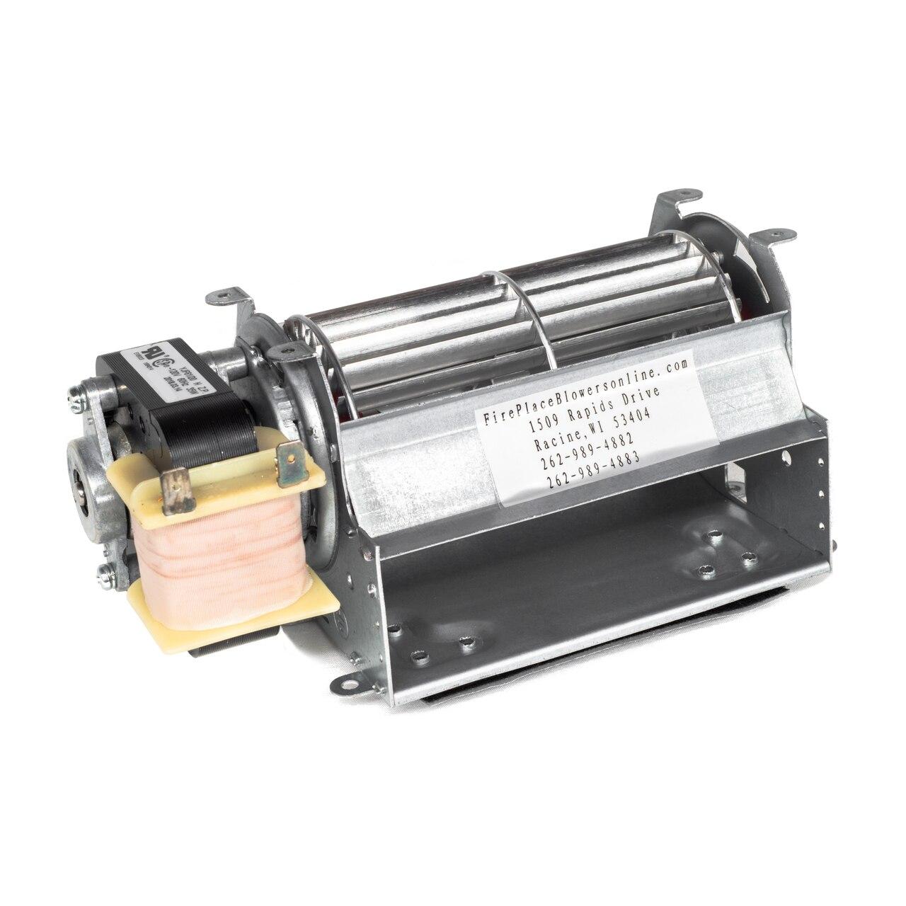 GFK21, FK21, UZY3 Fireplace Blower for Heatilator, Security | R7-RB66