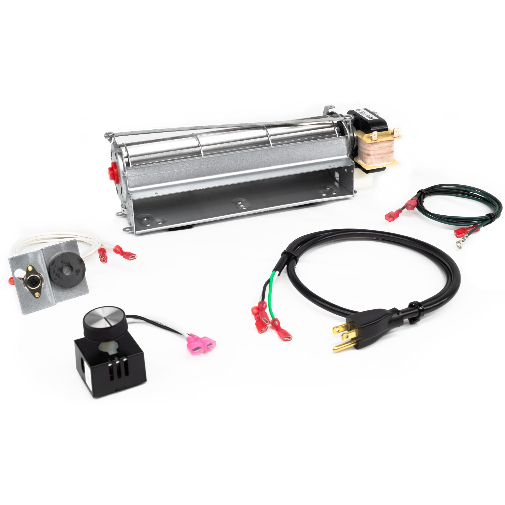 GFK4, GFK4A Fireplace Blower Fan Kit for Heatilator Fireplaces