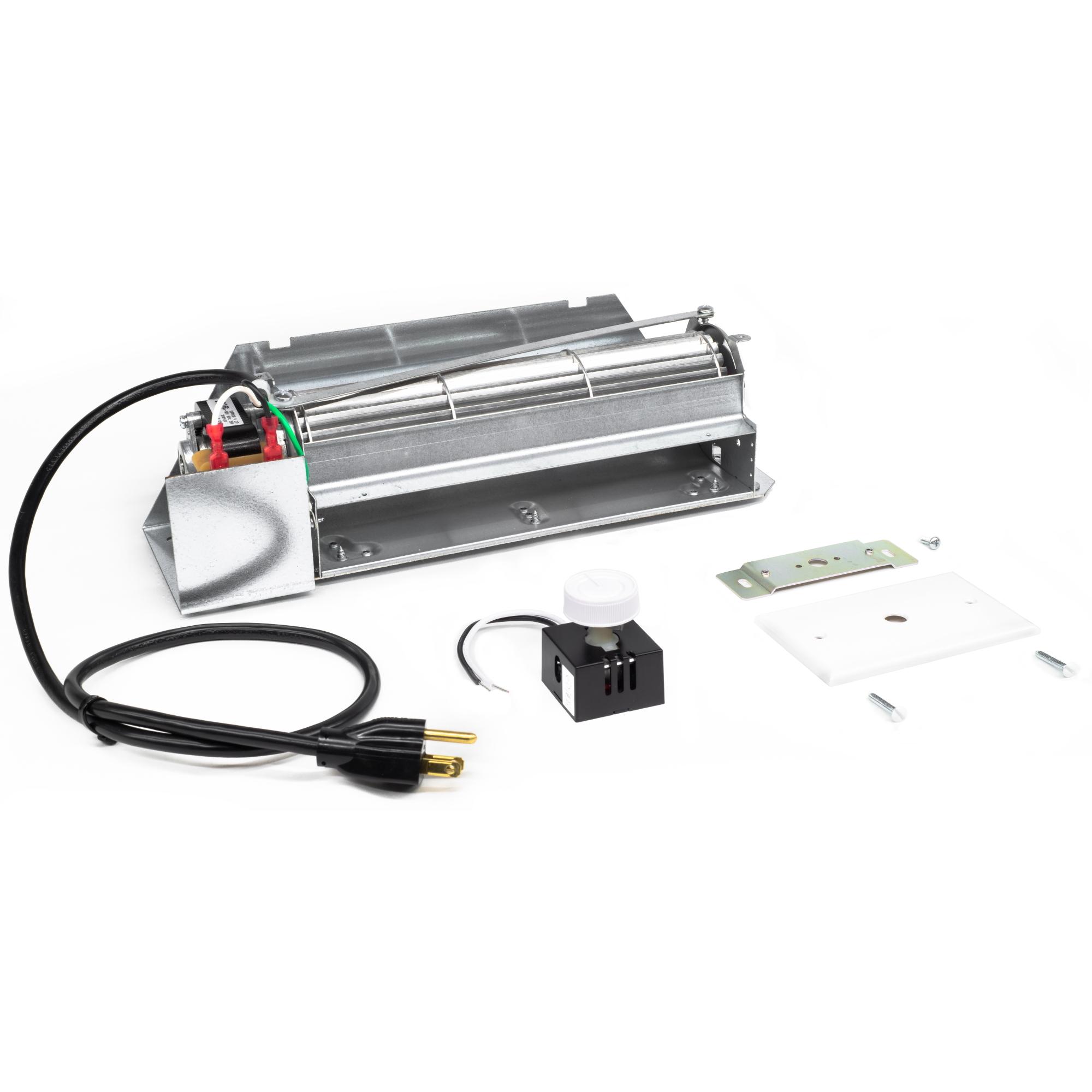 FBK-200 Blower Fan Conversion Kit for Astria, Lennox & Superior Fireplaces