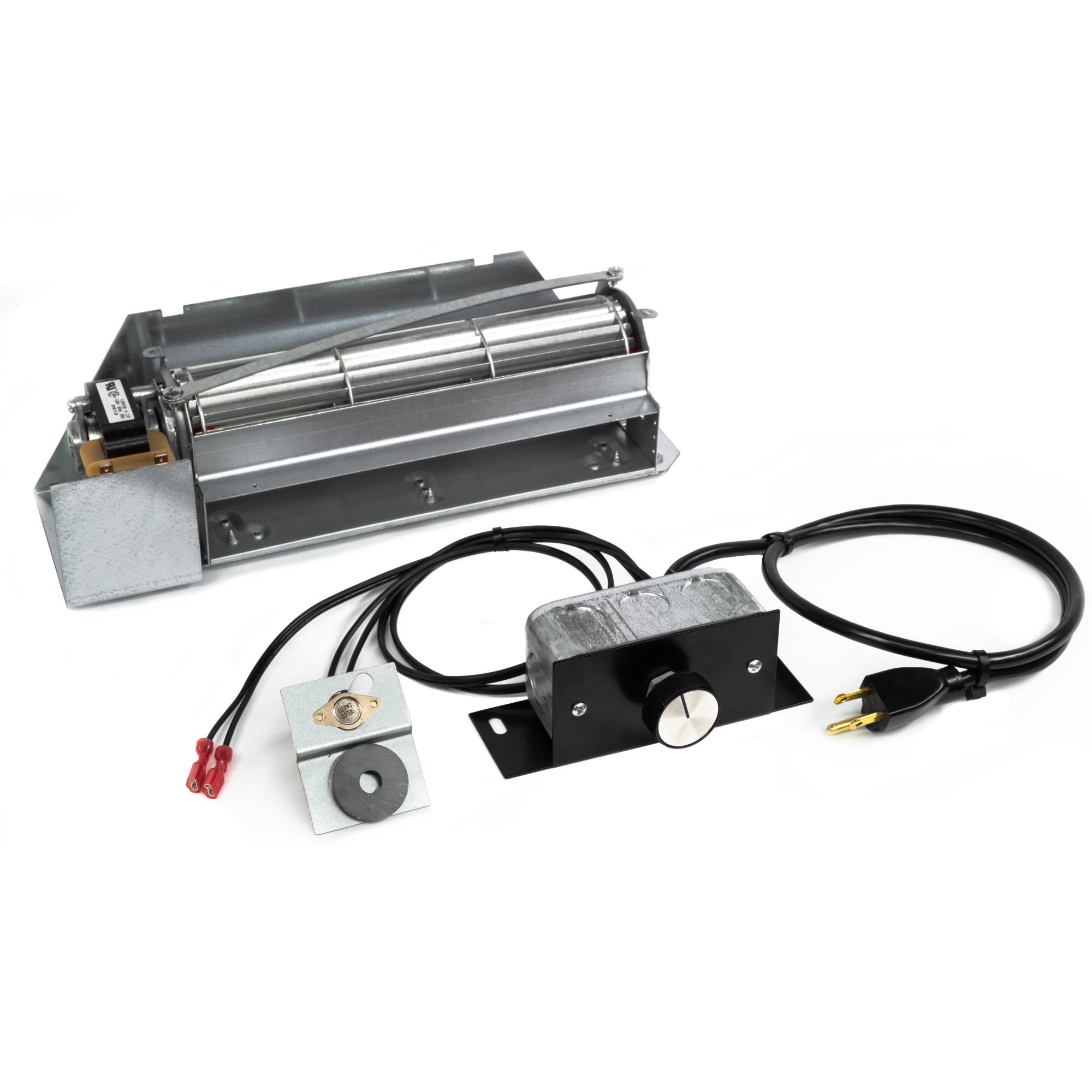FBK-250 Blower Fan Conversion Kit for Astria, Lennox & Superior Fireplaces