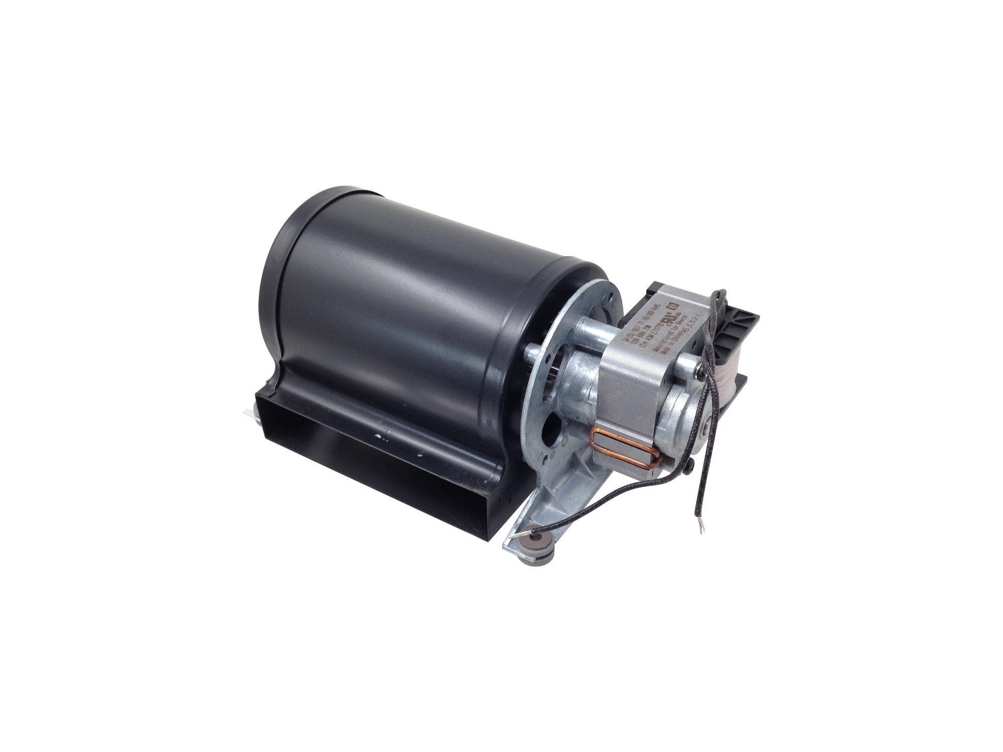 Pacific Energy Insert Blower Motor (5024.53-B), 80000904 | Left-Side