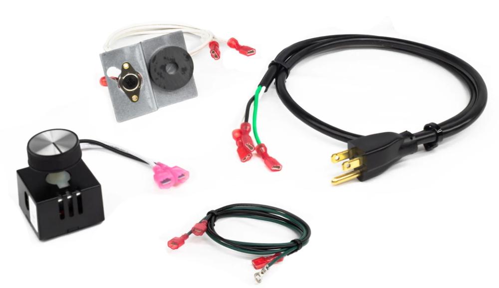 Universal Blower Fan Kit Wiring Harness