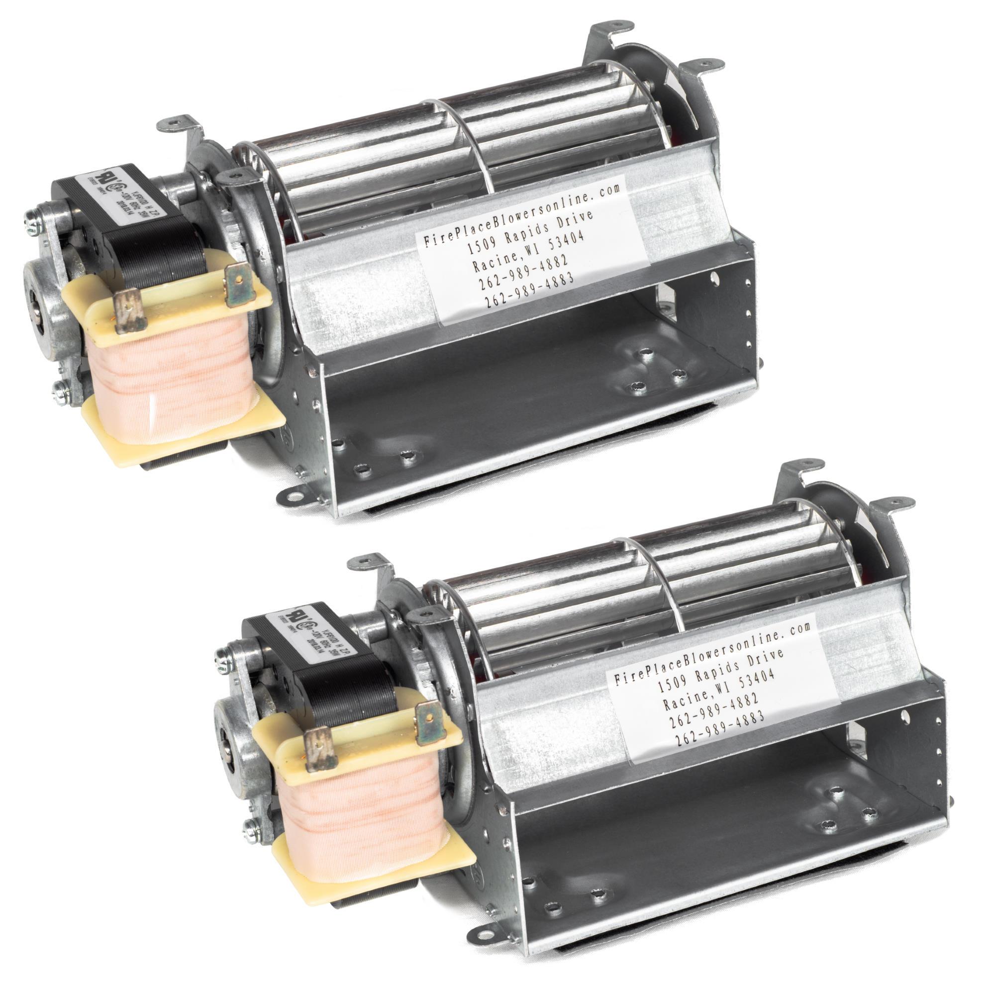 BLOTBLDV, BLOTSDV Blower Motor Replacement Bundle | Majestic, Monessen Fireplaces