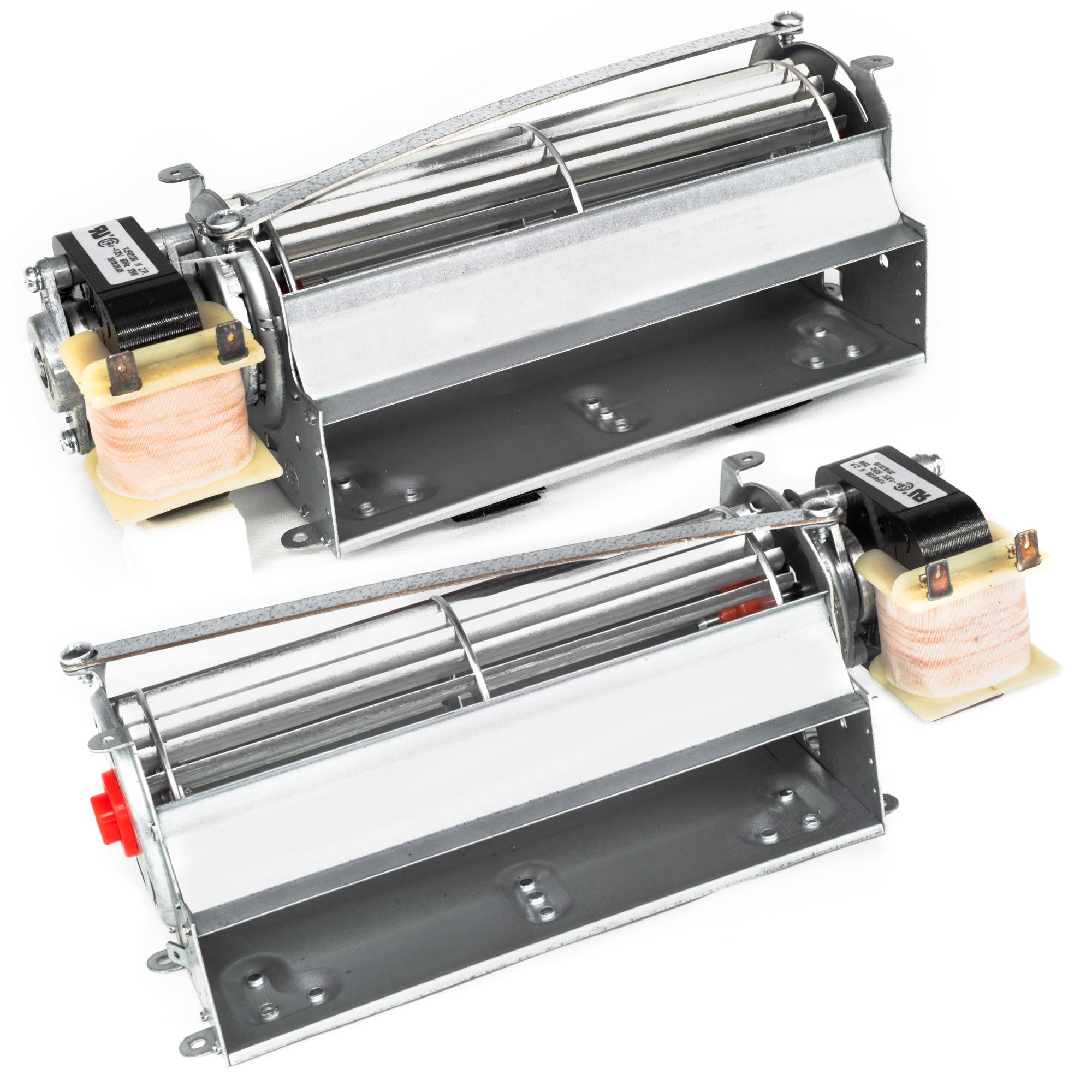 Kozy Heat 600-1 Replacement Blower Motor Bundle | Left + Right