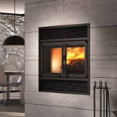 FP2 Beaumont Wood Fireplace