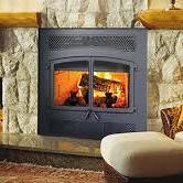 FP9 Versailles Wood Fireplace