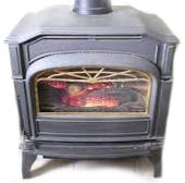 DV750 Series Gas Stove
