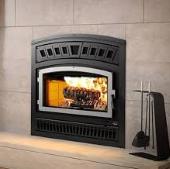 FP5 Westmount Wood Fireplace