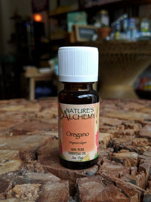 Oregano Pure Essential Oil