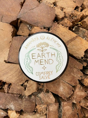 Earth Mend Comfrey Salve