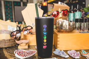 Chakra Animal Travel Mug