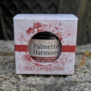Holy Cannacense Topical Cream 100 mg CBD