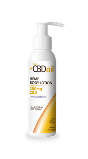 Lavender Hemp Body Lotion