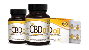 CBD Soft Gels 15mg Gold Formula