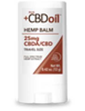 Original CBD Balm Travel Size 25mg