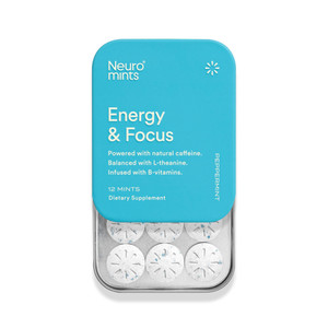Neuro Mints (with caffeine, b vitamins and l-theanine)