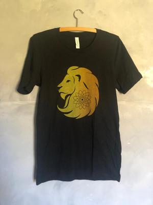 Violet Owl Lion Chakra T-Shirt
