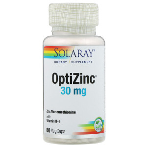 OptiZinc 30mg Vegcaps