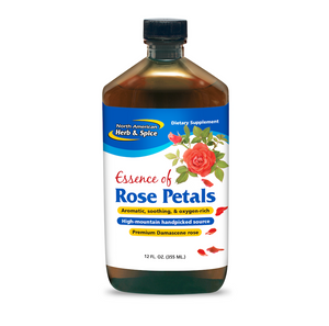 Essence of Rose Petals