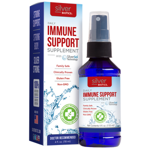 Daily Immune SilverSol Support Supplement