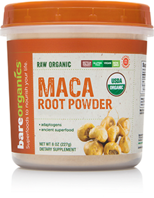 Raw Organic Maca Root Powder