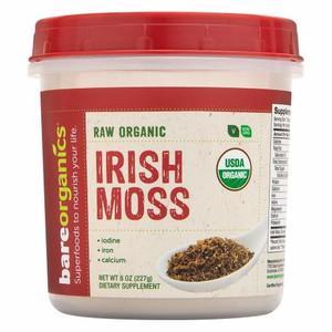 Raw Organic Irish Moss Powder
