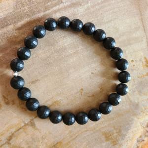 Onyx Bracelet (Faceted)