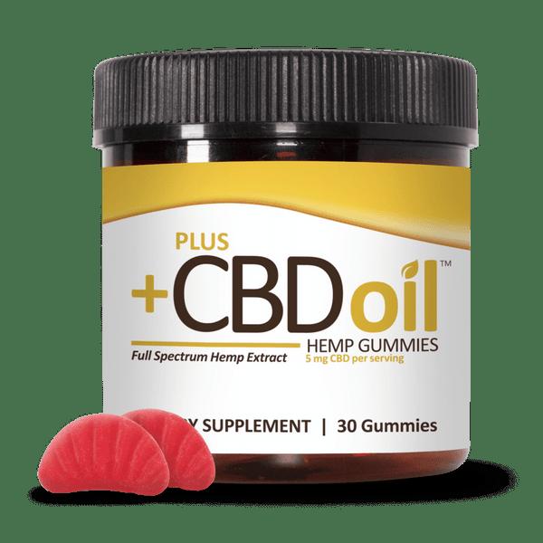 CBD Gummies by +CBD