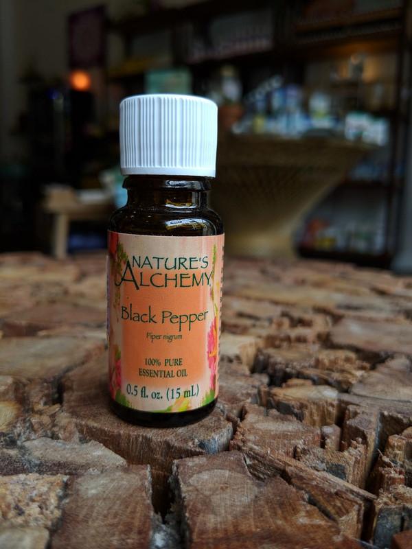 Black Pepper Pure Essential Oil
