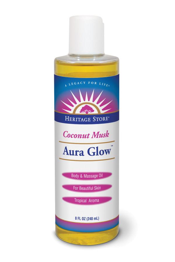Aura Glow Body & Massage Oil