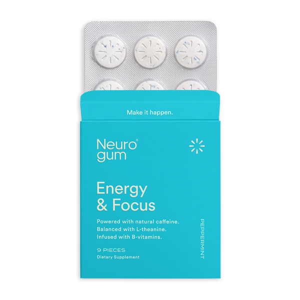 Neuro Gum Energy & Focus