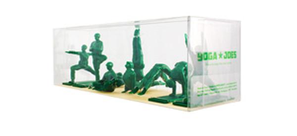 Yoga Joes: Series 1