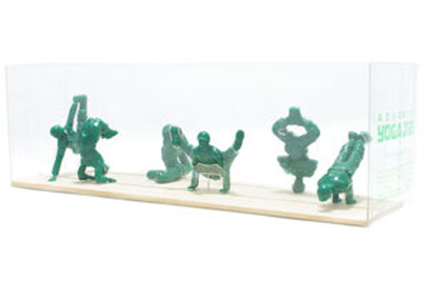 Yoga Joes: Advanced Series