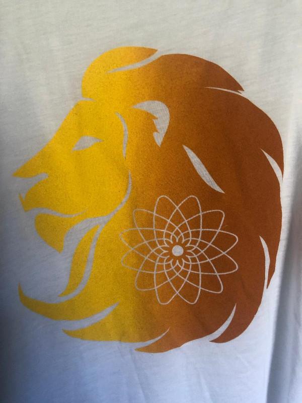 Violet Owl Lion Chakra Tank Top