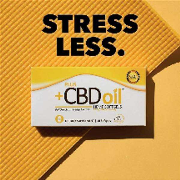 +CBD Gold Softgels