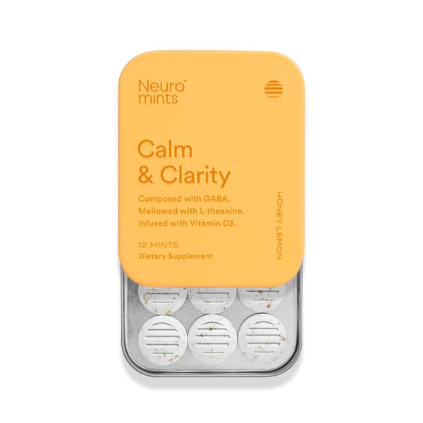 Neuro Mints Calm & Clarity