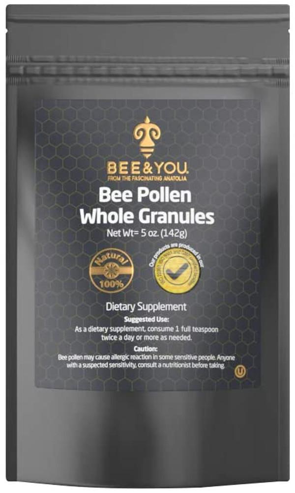 Bee Pollen Whole Granules