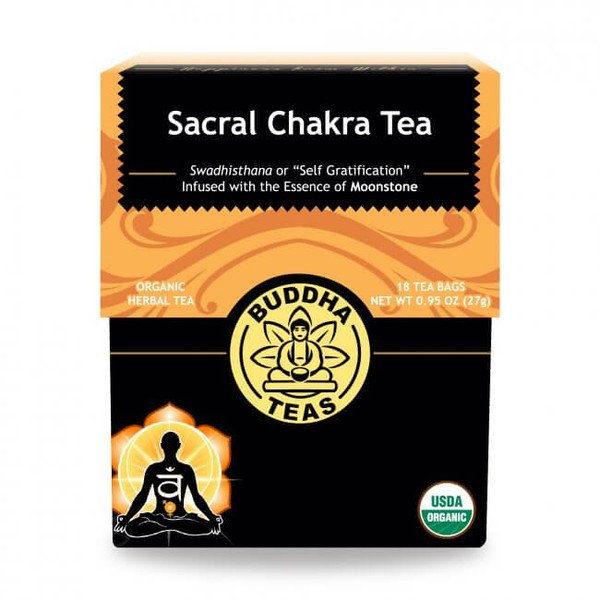 Sacral Chakra Tea