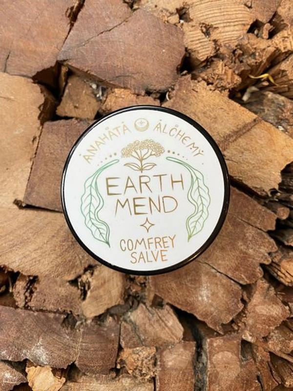 Earth Mend Comfrey Salve