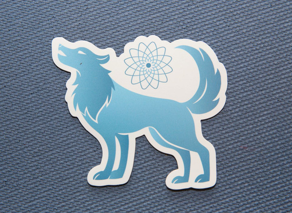 Wolf: Throat Chakra Animal