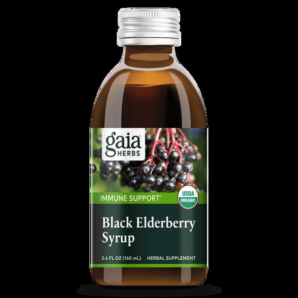 Immune Support Black Elderberry Syrup