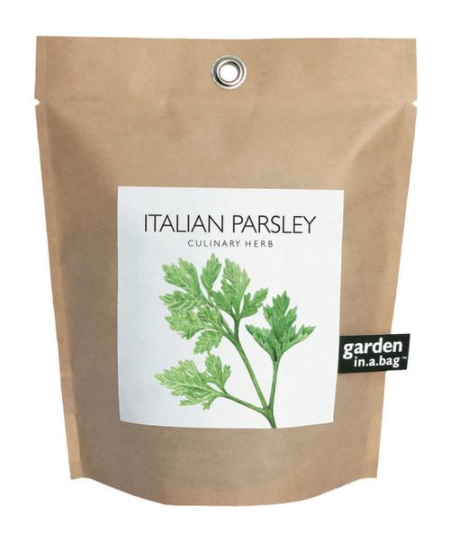 Garden-in-a-bag Parsley
