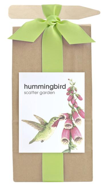 Scatter Garden Hummingbird