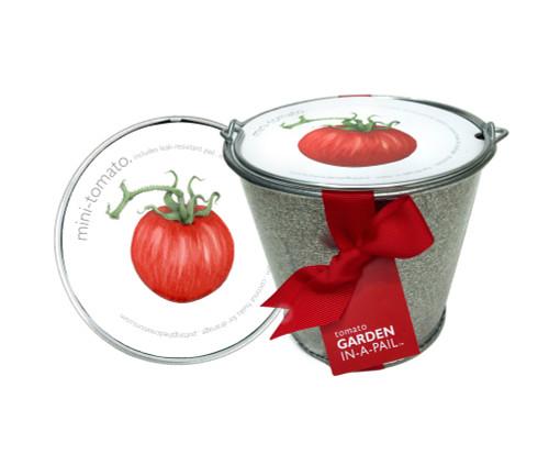 Garden-in-a-pail Tomato