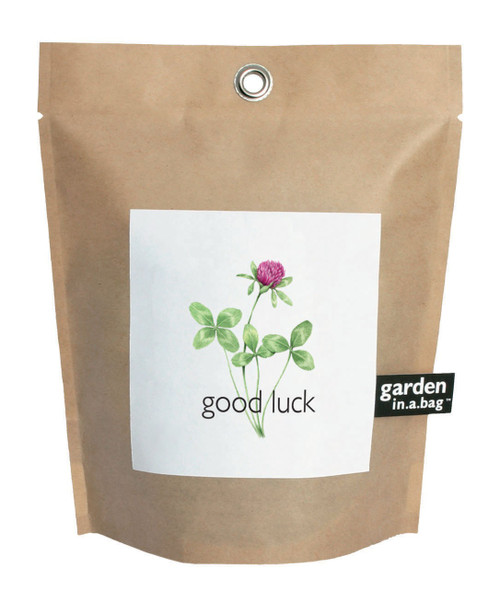 Garden-in-a-bag Good Luck