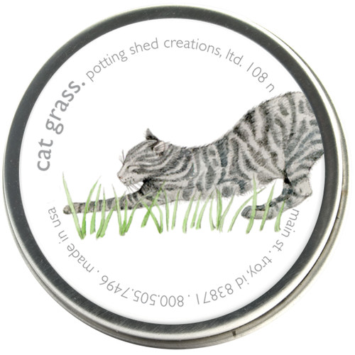 Garden Sprinkles Cat Grass