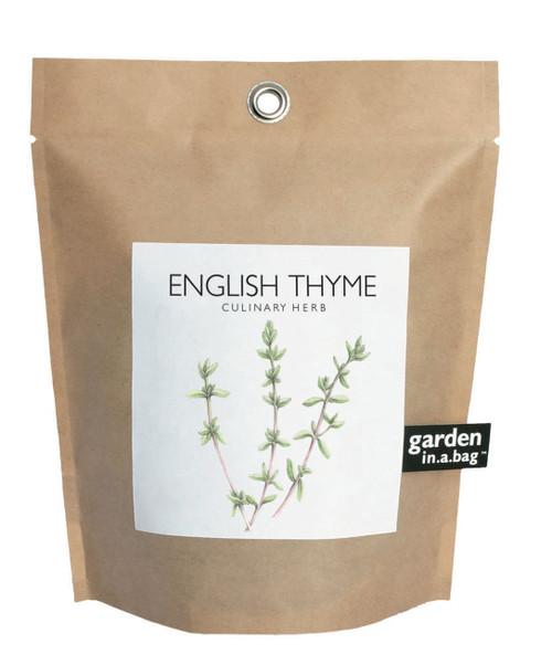 Garden-in-a-bag Thyme