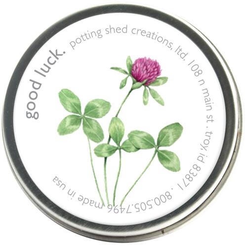 Garden Sprinkles Good Luck Clover