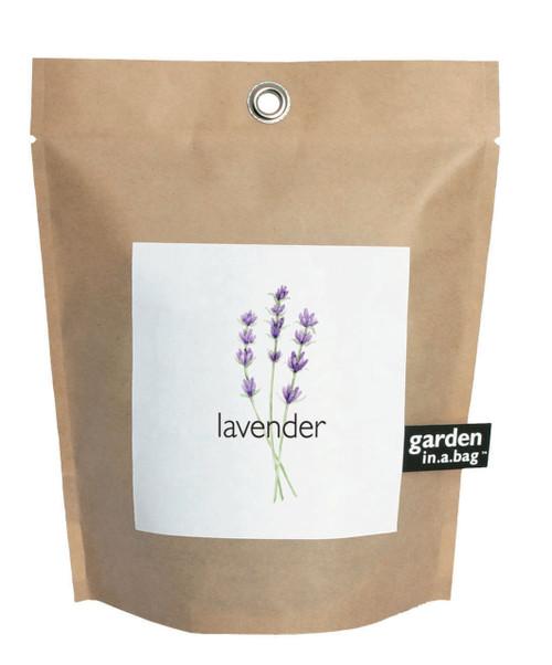 Garden-in-a-bag Lavender